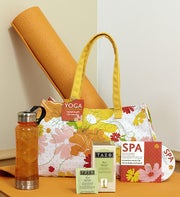Tazo Green Tea Spa Yoga Gift Set