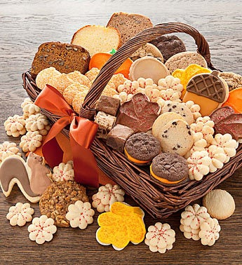 Cheryl's Fall Entertainer Basket