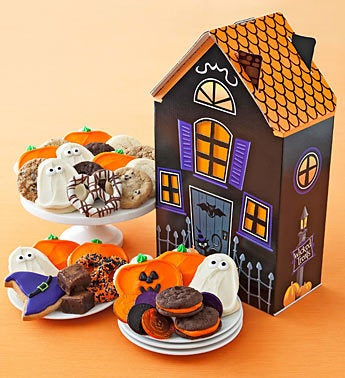 Cheryl's Haunted House Treat Box