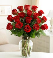 Rose Elegance? Premium Long Stem Red Roses