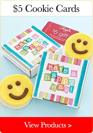 $5 Cookie Cards