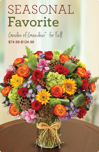 Garden of Grandeur for Fall