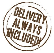 Delivery Always Included