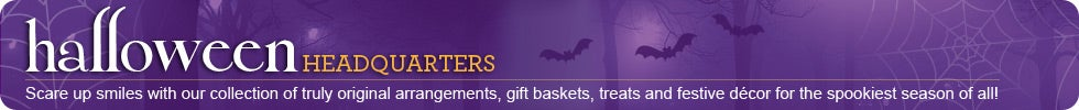 Halloween Flowers & Gifts