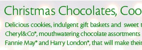 Christmas Cakes, Cookies and Chocolates
