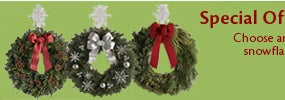 Free Wreath Hanger