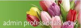 Admin. Professionals Week